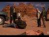 Hank e Walt nel deserto