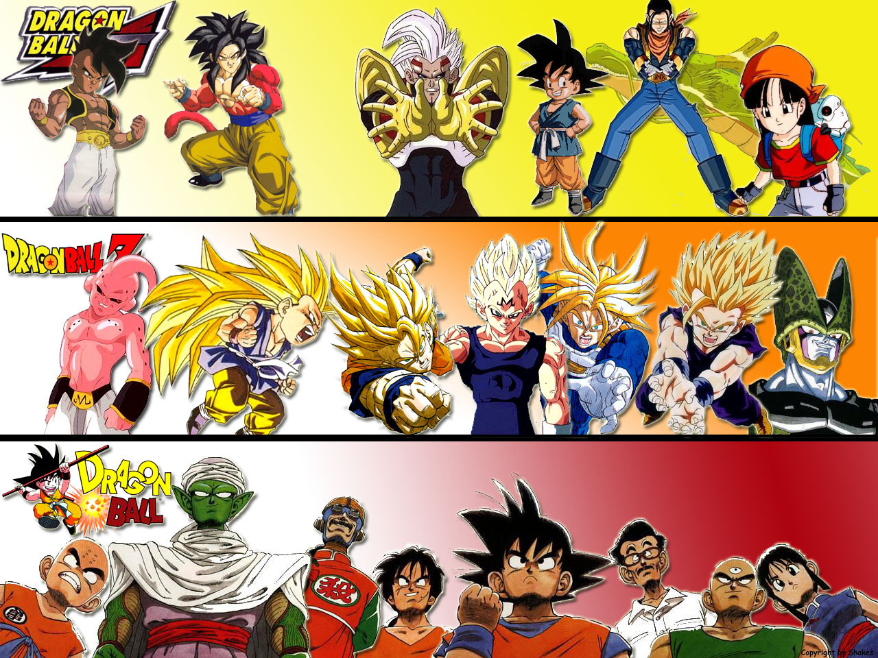 gallery dragon ball z:
