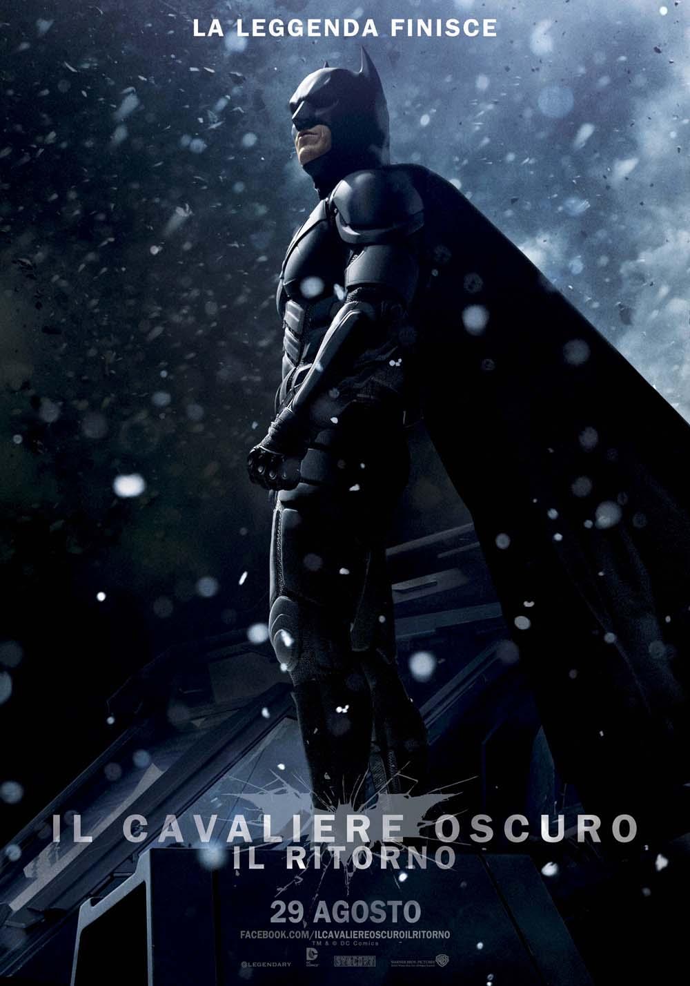 il cavaliere oscuro - photo #1