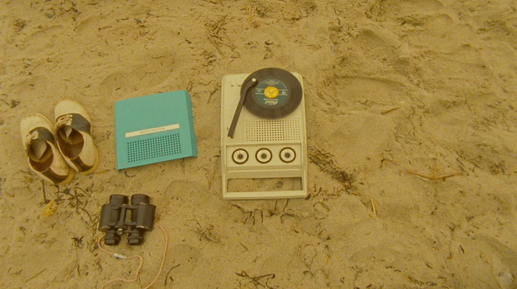 Moonrise Kingdom: la recensione