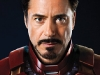 Robert Downey JR è Iron Man