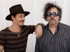 Tim Burton e Johnny Depp
